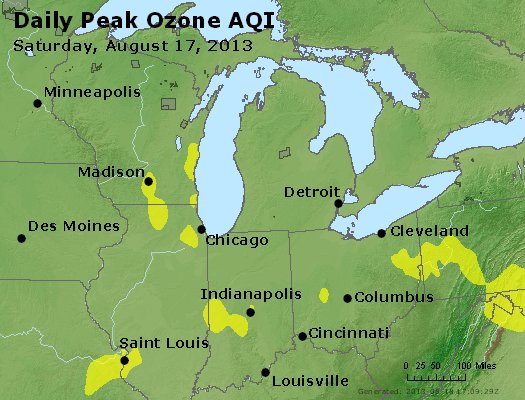 Peak Ozone (8-hour) - http://files.airnowtech.org/airnow/2013/20130817/peak_o3_mi_in_oh.jpg
