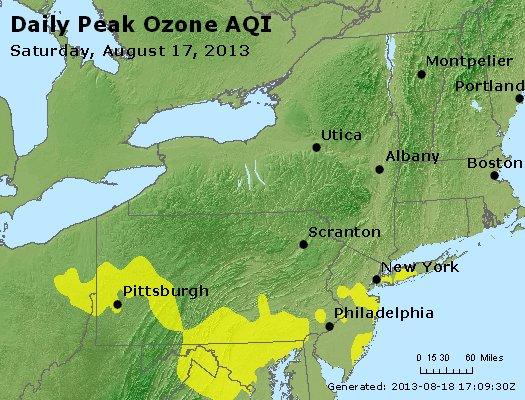 Peak Ozone (8-hour) - http://files.airnowtech.org/airnow/2013/20130817/peak_o3_ny_pa_nj.jpg