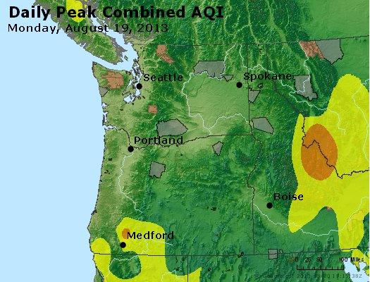 Peak AQI - http://files.airnowtech.org/airnow/2013/20130819/peak_aqi_wa_or.jpg