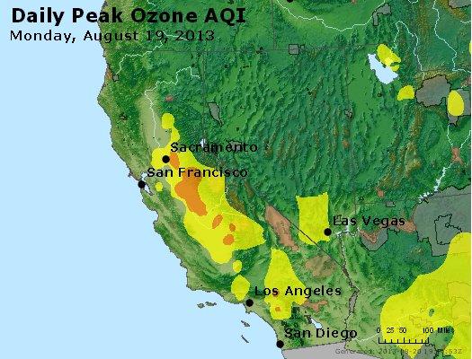 Peak Ozone (8-hour) - http://files.airnowtech.org/airnow/2013/20130819/peak_o3_ca_nv.jpg