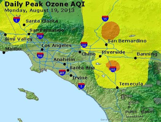 Peak Ozone (8-hour) - http://files.airnowtech.org/airnow/2013/20130819/peak_o3_losangeles_ca.jpg