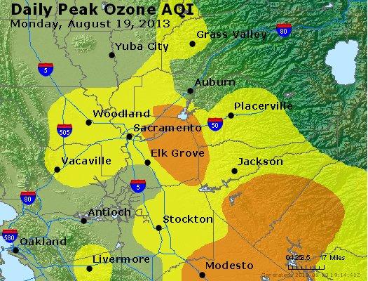 Peak Ozone (8-hour) - http://files.airnowtech.org/airnow/2013/20130819/peak_o3_sacramento_ca.jpg