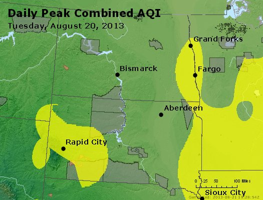 Peak AQI - http://files.airnowtech.org/airnow/2013/20130820/peak_aqi_nd_sd.jpg