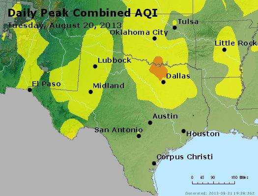Peak AQI - http://files.airnowtech.org/airnow/2013/20130820/peak_aqi_tx_ok.jpg