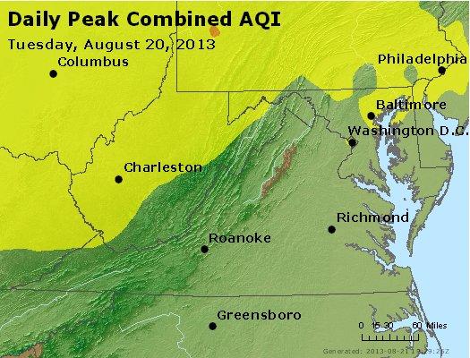 Peak AQI - http://files.airnowtech.org/airnow/2013/20130820/peak_aqi_va_wv_md_de_dc.jpg