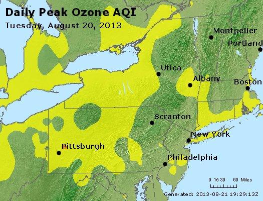 Peak Ozone (8-hour) - http://files.airnowtech.org/airnow/2013/20130820/peak_o3_ny_pa_nj.jpg
