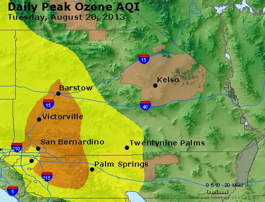 Peak Ozone (8-hour) - http://files.airnowtech.org/airnow/2013/20130820/peak_o3_sanbernardino_ca.jpg