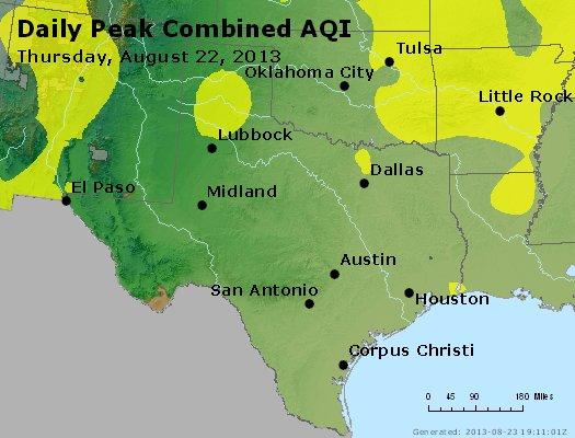 Peak AQI - http://files.airnowtech.org/airnow/2013/20130822/peak_aqi_tx_ok.jpg