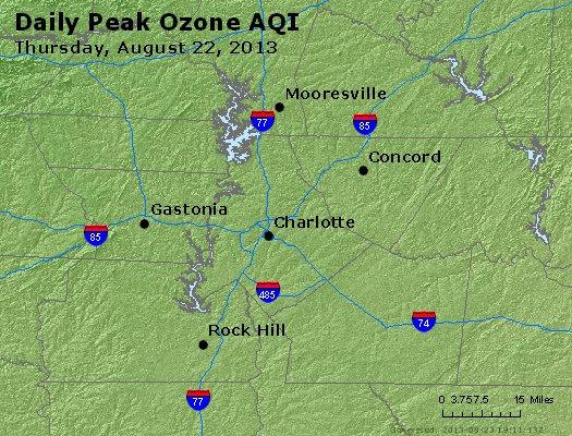Peak Ozone (8-hour) - http://files.airnowtech.org/airnow/2013/20130822/peak_o3_charlotte_nc.jpg