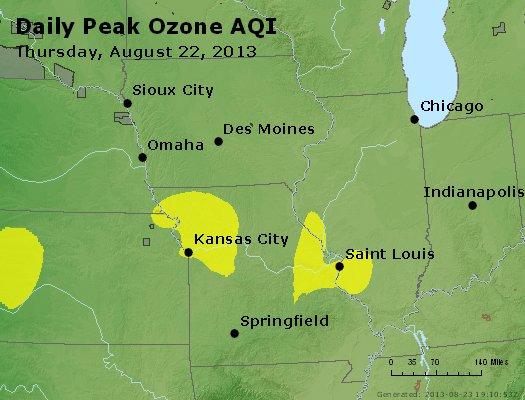 Peak Ozone (8-hour) - http://files.airnowtech.org/airnow/2013/20130822/peak_o3_ia_il_mo.jpg