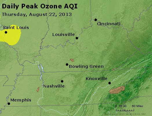 Peak Ozone (8-hour) - http://files.airnowtech.org/airnow/2013/20130822/peak_o3_ky_tn.jpg