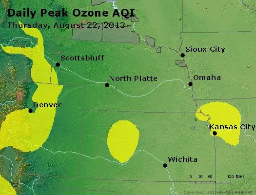 Peak Ozone (8-hour) - http://files.airnowtech.org/airnow/2013/20130822/peak_o3_ne_ks.jpg