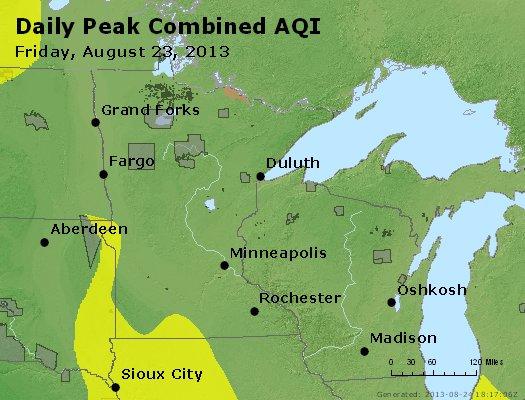 Peak AQI - http://files.airnowtech.org/airnow/2013/20130823/peak_aqi_mn_wi.jpg