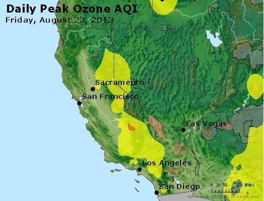 Peak Ozone (8-hour) - http://files.airnowtech.org/airnow/2013/20130823/peak_o3_ca_nv.jpg