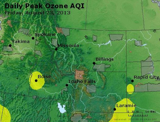 Peak Ozone (8-hour) - http://files.airnowtech.org/airnow/2013/20130823/peak_o3_mt_id_wy.jpg