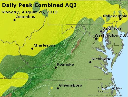 Peak AQI - http://files.airnowtech.org/airnow/2013/20130826/peak_aqi_va_wv_md_de_dc.jpg