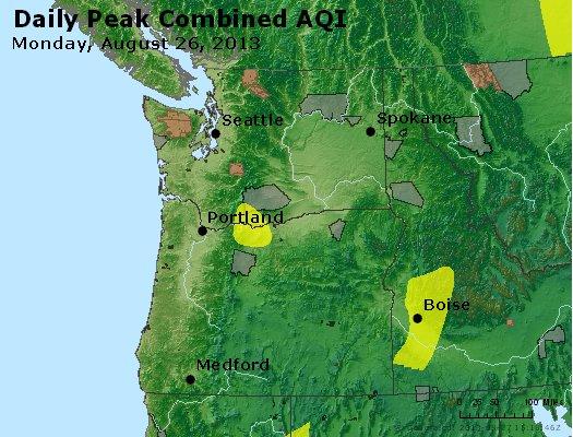 Peak AQI - http://files.airnowtech.org/airnow/2013/20130826/peak_aqi_wa_or.jpg