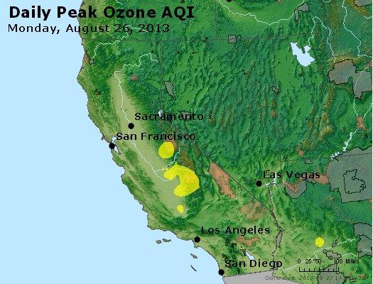 Peak Ozone (8-hour) - http://files.airnowtech.org/airnow/2013/20130826/peak_o3_ca_nv.jpg