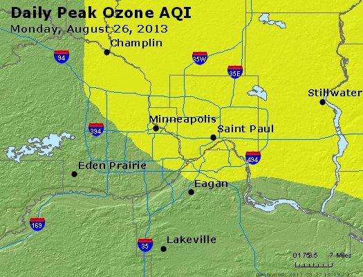 Peak Ozone (8-hour) - http://files.airnowtech.org/airnow/2013/20130826/peak_o3_minneapolis_mn.jpg