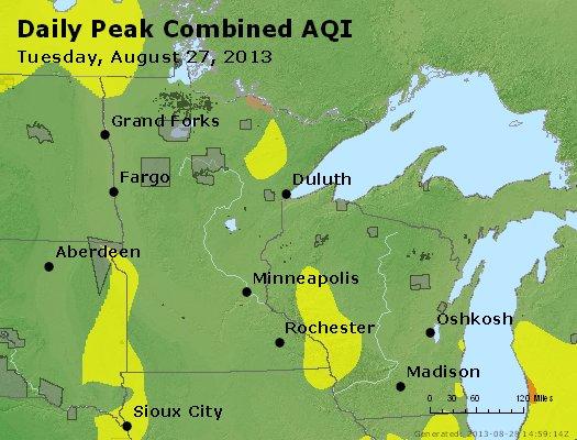 Peak AQI - http://files.airnowtech.org/airnow/2013/20130827/peak_aqi_mn_wi.jpg