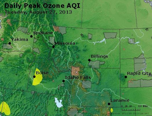 Peak Ozone (8-hour) - http://files.airnowtech.org/airnow/2013/20130827/peak_o3_mt_id_wy.jpg