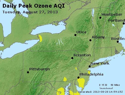 Peak Ozone (8-hour) - http://files.airnowtech.org/airnow/2013/20130827/peak_o3_ny_pa_nj.jpg