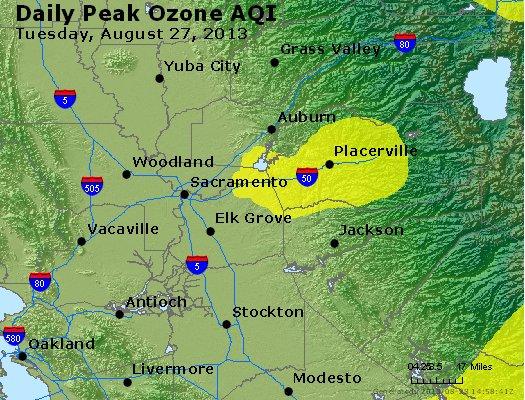 Peak Ozone (8-hour) - http://files.airnowtech.org/airnow/2013/20130827/peak_o3_sacramento_ca.jpg