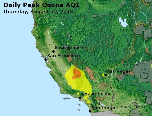 Peak Ozone (8-hour) - http://files.airnowtech.org/airnow/2013/20130829/peak_o3_ca_nv.jpg