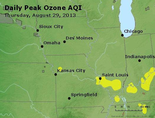 Peak Ozone (8-hour) - http://files.airnowtech.org/airnow/2013/20130829/peak_o3_ia_il_mo.jpg