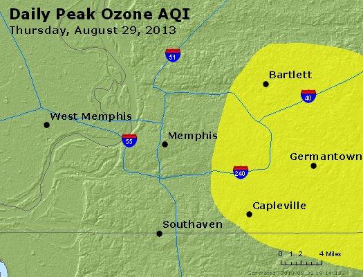 Peak Ozone (8-hour) - http://files.airnowtech.org/airnow/2013/20130829/peak_o3_memphis_tn.jpg