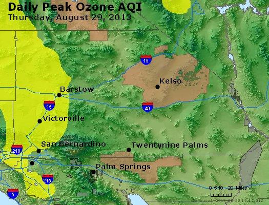Peak Ozone (8-hour) - http://files.airnowtech.org/airnow/2013/20130829/peak_o3_sanbernardino_ca.jpg