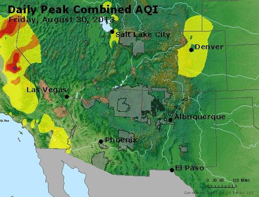Peak AQI - http://files.airnowtech.org/airnow/2013/20130830/peak_aqi_co_ut_az_nm.jpg