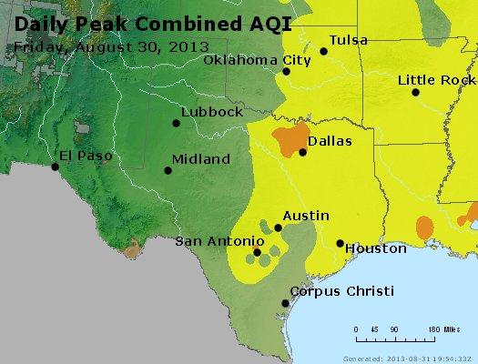 Peak AQI - http://files.airnowtech.org/airnow/2013/20130830/peak_aqi_tx_ok.jpg