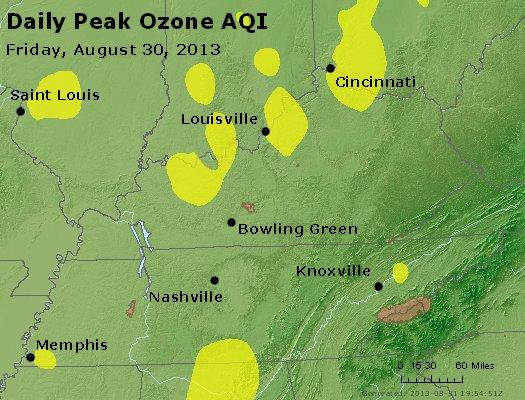 Peak Ozone (8-hour) - http://files.airnowtech.org/airnow/2013/20130830/peak_o3_ky_tn.jpg