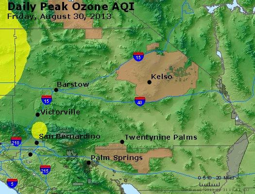 Peak Ozone (8-hour) - http://files.airnowtech.org/airnow/2013/20130830/peak_o3_sanbernardino_ca.jpg