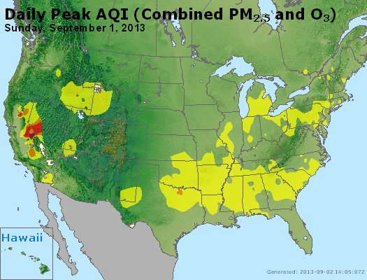 Peak AQI - http://files.airnowtech.org/airnow/2013/20130901/peak_aqi_usa.jpg