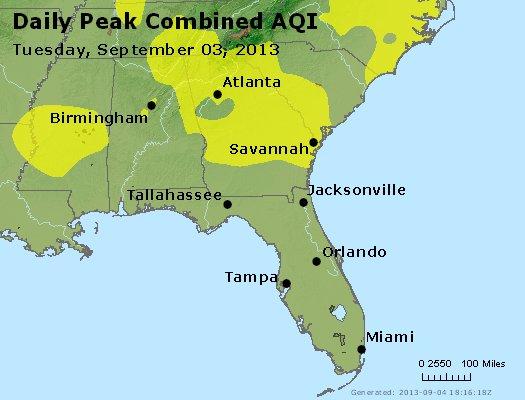 Peak AQI - http://files.airnowtech.org/airnow/2013/20130903/peak_aqi_al_ga_fl.jpg
