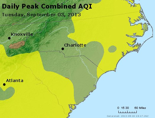 Peak AQI - http://files.airnowtech.org/airnow/2013/20130903/peak_aqi_nc_sc.jpg