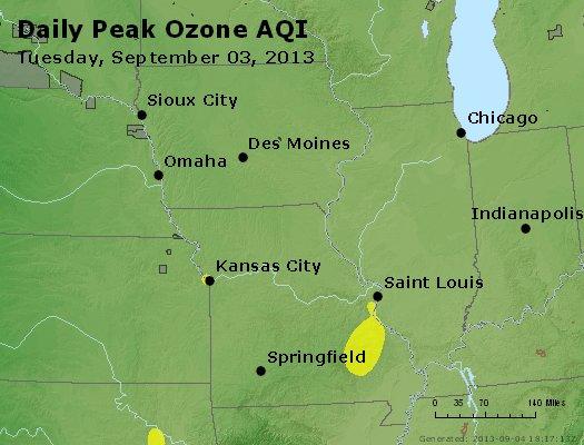 Peak Ozone (8-hour) - http://files.airnowtech.org/airnow/2013/20130903/peak_o3_ia_il_mo.jpg