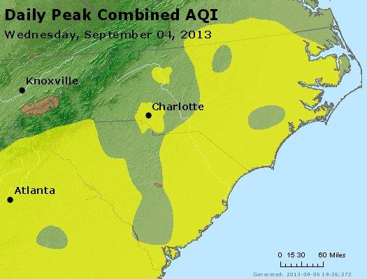 Peak AQI - http://files.airnowtech.org/airnow/2013/20130904/peak_aqi_nc_sc.jpg