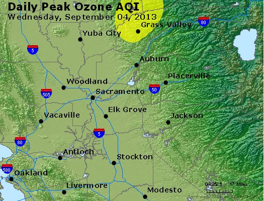 Peak Ozone (8-hour) - http://files.airnowtech.org/airnow/2013/20130904/peak_o3_sacramento_ca.jpg