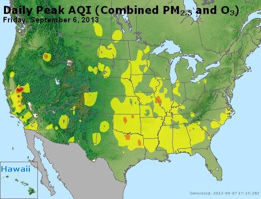 Peak AQI - http://files.airnowtech.org/airnow/2013/20130906/peak_aqi_usa.jpg
