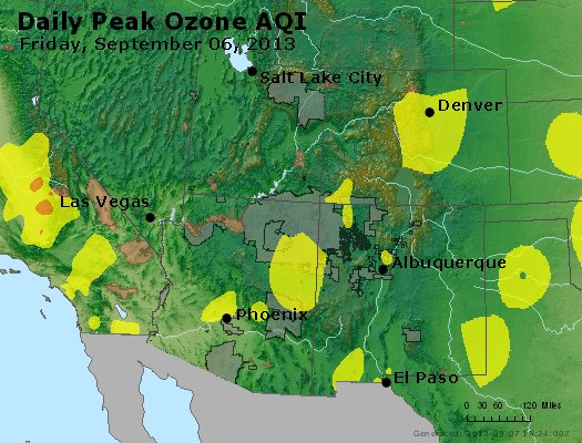 Peak Ozone (8-hour) - http://files.airnowtech.org/airnow/2013/20130906/peak_o3_co_ut_az_nm.jpg