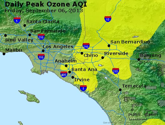 Peak Ozone (8-hour) - http://files.airnowtech.org/airnow/2013/20130906/peak_o3_losangeles_ca.jpg