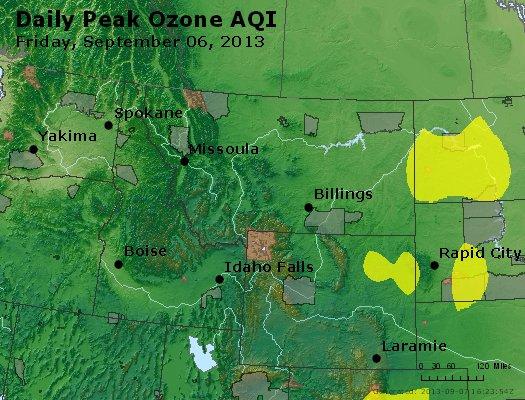 Peak Ozone (8-hour) - http://files.airnowtech.org/airnow/2013/20130906/peak_o3_mt_id_wy.jpg