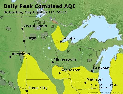 Peak AQI - http://files.airnowtech.org/airnow/2013/20130907/peak_aqi_mn_wi.jpg