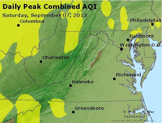 Peak AQI - http://files.airnowtech.org/airnow/2013/20130907/peak_aqi_va_wv_md_de_dc.jpg