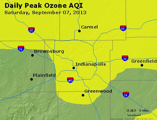 Peak Ozone (8-hour) - http://files.airnowtech.org/airnow/2013/20130907/peak_o3_indianapolis_in.jpg
