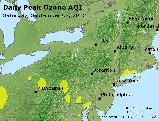 Peak Ozone (8-hour) - http://files.airnowtech.org/airnow/2013/20130907/peak_o3_ny_pa_nj.jpg