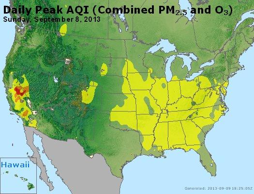 Peak AQI - http://files.airnowtech.org/airnow/2013/20130908/peak_aqi_usa.jpg